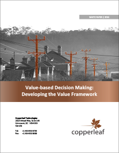 Value-Based Decision Making: Developing the Value Framework | Copperleaf