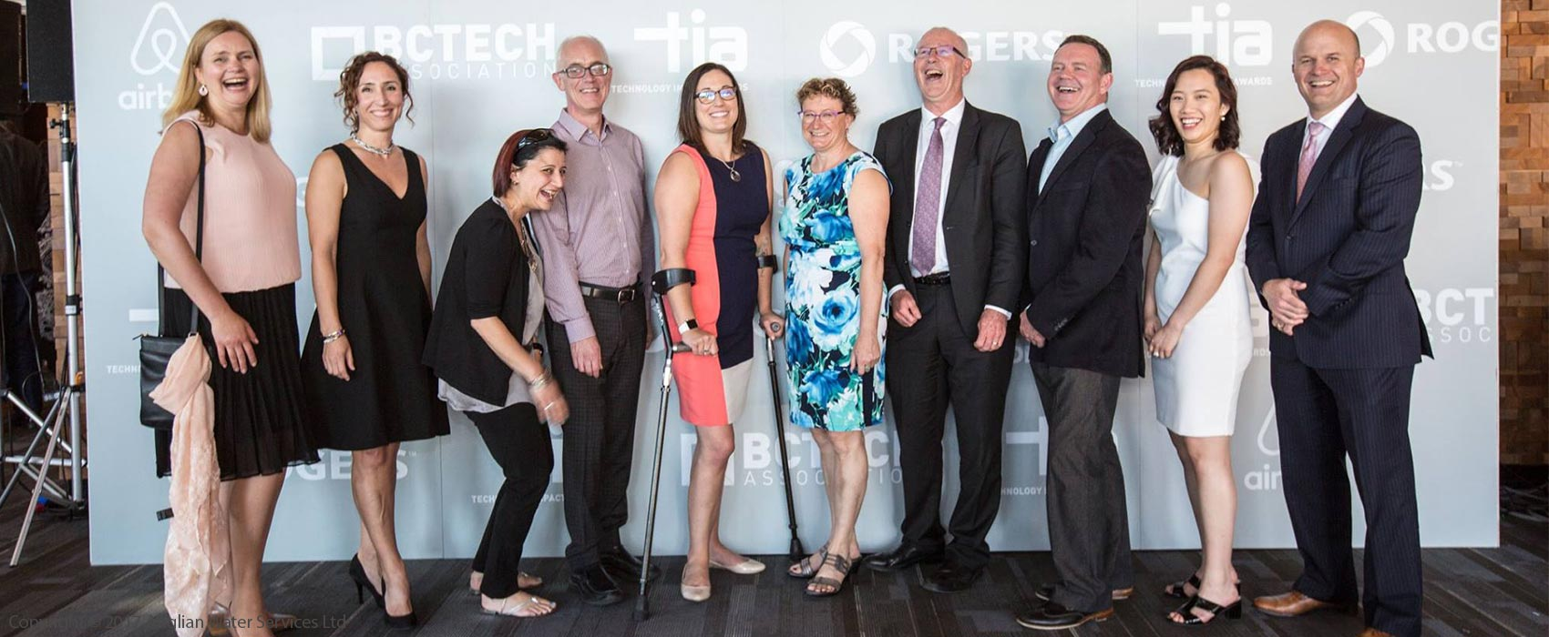 Image for Copperleaf and the B.C. Government Win the 2017 Adoption of Technology Award