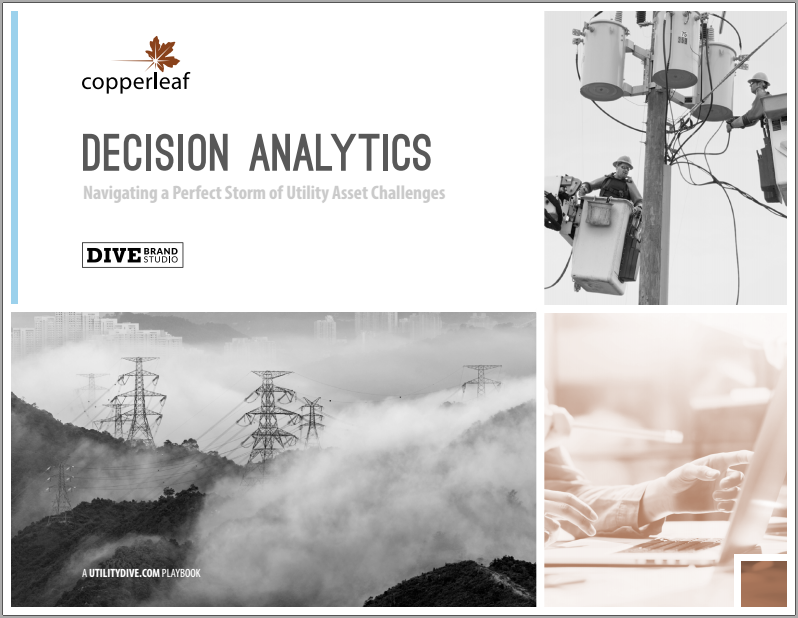Playbook: Navigating a Perfect Storm of Utility Asset Challenges
