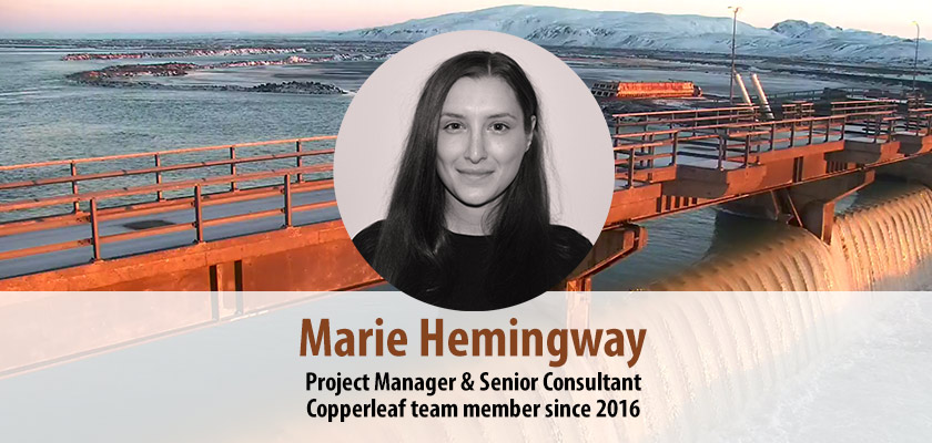 Marie Hemingway | Employee Feature | Copperleaf