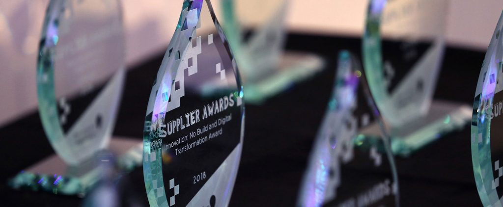 Copperleaf Wins the Digital Transformation Award at Anglian Water's 2018 Supplier Awards