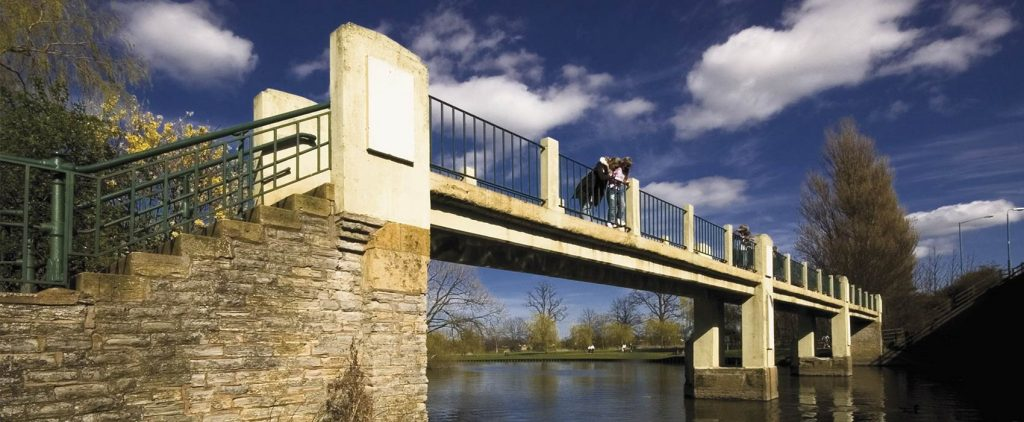 European RAD Initiative: The Friends of Lucy's Mill Bridge Project