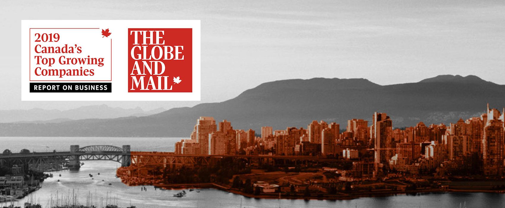 Image for Copperleaf Makes The Globe and Mail's Ranking of Canada's Top Growing Companies