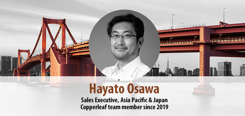 Image for Employee Feature: Q&A with Hayato Osawa, Sales Executive, Asia Pacific & Japan