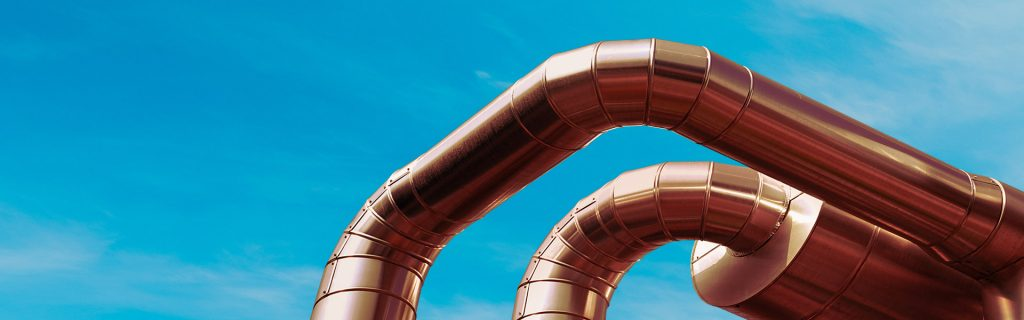 Gas Pipelines | Critical Infrastructure Solutions | Copperleaf